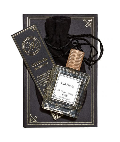Old Books Eau De Parfum