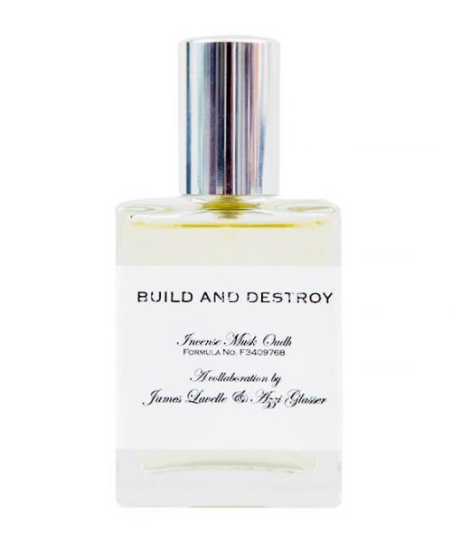 Build and Destroy Eau De Parfum